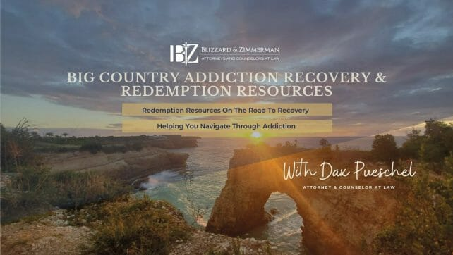 Big Country Recovery Resources